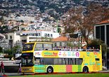 Europa - Portugal: Funchal 3-in-1 Hop-on-Hop-off-Tour