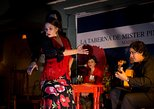 Flamenco Show in Madrid at La Taberna de Mister Pinkleton
