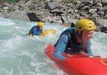 Kawarau River White Water Sledging