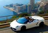 Lamborghini Sports Car Experience from Monaco