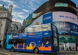 24hrs + Extra 24hrs Free Hop-On Hop-Off Bus Pass with Boat Ride and Walking Tour