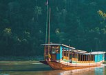 Private Slow Boat Tour to Pak ou cave, Pottery Village and Kuangsi Falls