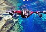 Small-Group Silfra Drysuit Snorkeling Experience from Reykjavík