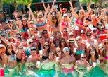 Daytime Pool & Beach club crawl in Playa del Carmen