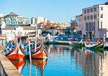 Aveiro Tour from Porto Including Moliceiro Cruise