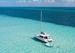Puerto Morelos Catamaran Secret Sandbar Sail
