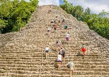 Mexico - Riviera Maya & the Yucatan: Tulum Coba Paradise Beach from Playa del Carmen