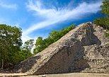 Mexico - Riviera Maya & the Yucatan: Tulum Coba Cenote from Playa del Carmen