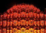 Evening Excursion: Guided Jaipur Sightseeing including Dinner and Folk Dance Performance