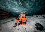 Glacier Snowmobiling and Ice Cave Tour from Reykjavik
