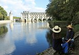 Small-Group Tour to Chambord, Chenonceau and lunch at a private chateau from the town of Tours