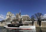 Vedettes de Paris Seine River Cruise: Direct Access E-Ticket