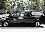 From Passau to Prague private transfer by minivan Mercedes Vito