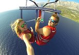 Four Adventures: Parasailing, Snorkeling Cruise, Sharks & Rays from Punta Cana