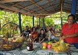 Ganztägiges Paket: ATV 4x4, Flusshöhle, Katamaran und Schnorcheln ab Punta Cana