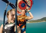 Two Great Adventures: Parasail Tour and Shopping Experience from Punta Cana