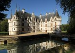 Loire Valley Day Trip to Azay Le Rideau & Villandry with Wine Tasting from Tours