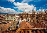 Private Cuenca Half-Day City Tour Including Mirador de Turi