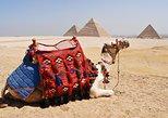 Giza Pyramids, Alabaster Mosque, Hanging Church Private Tour