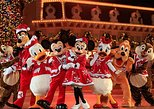 Hong Kong Disneyland Tour with Round-Trip Ferry Transfer from Macau