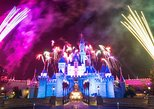 Daily Group Tour: Disneyland Admission With Hotel 2-Way Transfer from Hong Kong Island