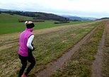 Prague to Karlstejn Trail Running Tour