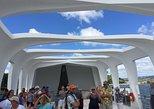 Oahu Shore Excursion: Pearl Harbor Group Tour