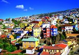 South America - Chile: Full-Day Tour of Valparaiso Port and Viña del Mar from Santiago