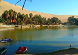 All Inclusive Private Tour to Ballestas Islands, Winery & Huacachina Oasis