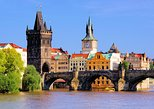 Best of Prague: City Walking Tour, Boat Cruise, and Typical Czech Lunch