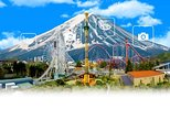 Day Trip to Mt Fuji and Fuji-Q Highland (includes tickets for 3 attractions)
