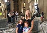 Europa - Frankreich: Keine Warteschlangen private Tour für Kinder und Familien durch den Louvre in Paris
