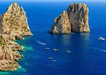 Capri and Blue Grotto, Sorrento and Pompeii Private Tour from Naples