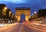 Paris Lights Open Top Bus Evening Tour