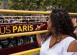 Keine Warteschlange: Louvre-Ticket und Big Bus-Hop-On-Hop-Off-Tour