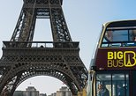 2 Days Big Bus Hop-On Hop-Off Tour & Louvre Admission