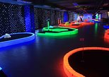 Glow In The Dark 18 Hole Mini Golf - Wafi Mall In Dubai