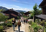 Private Full Day Magome &Tsumago Walking Tour from Nagoya