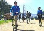 Zip From Wharf to Golden Gate Bridge on this 2.5 Hour Electric Scooter Tour