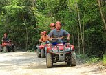 ATVS, ZIPLINE AND CENOTE IN PUERTO MORELOS