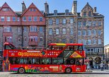 Edinburgh Shore Excursion: City Sightseeing Hop-On Hop-Off Tour