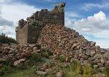 Cutimbo Inca ruins Half day tour