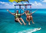 Parasail Adventure from Playa del Carmen or Puerto Morelos Including Transport