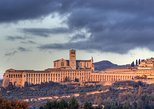 Religious Tuscany and Umbria Fullday from Rome