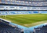 Madrid Highlights Tour with Santiago Bernabeu Stadium Entrance