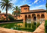 Full Day to Alhambra Palace and Generalife Gardens Direct from Malaga