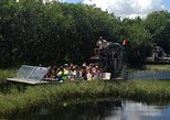3 - 4 hours Everglades Tour from Miami