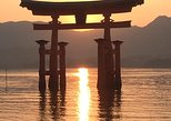 Hiroshima Peace Memorial Park and Miyajima Island Tour from Kyoto