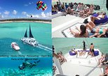 Catamaran Cruise with Snorkeling, Hooka Diving and Parasailing