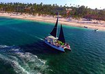 Catamaran Cruise with Snorkeling & Parasailing